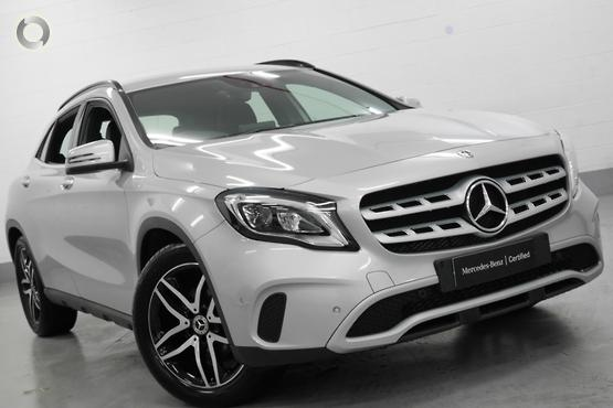 2018 Mercedes-Benz GLA 180