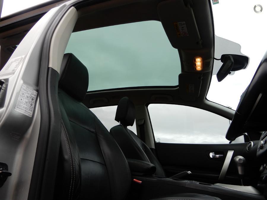 2010 Nissan Dualis +2 Ti