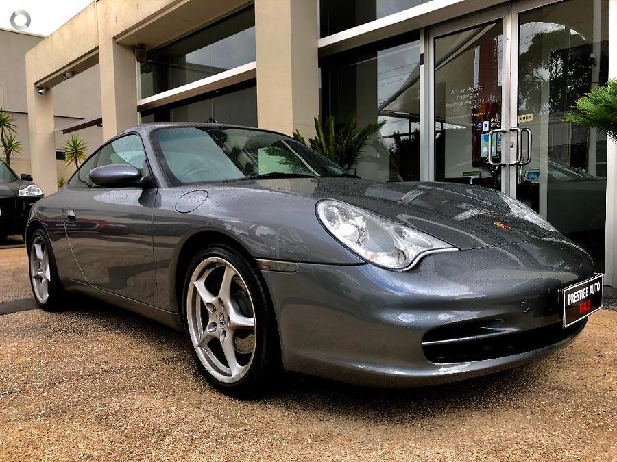 2002 Porsche 911 Carrera  996