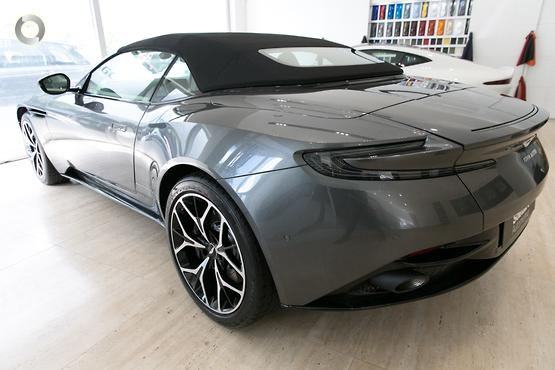 2018 Aston Martin DB11  (No Series)