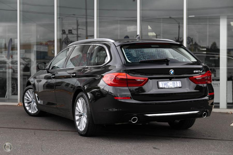2018 BMW 520d Luxury Line
