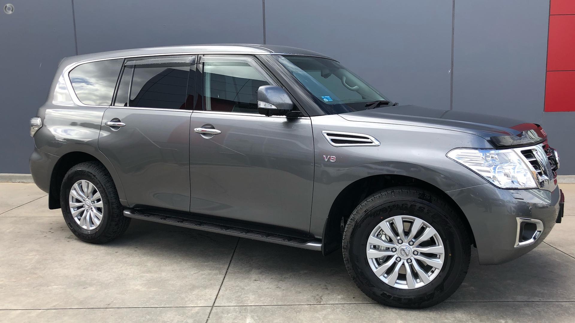 2018 Nissan Patrol Y62 Series 4