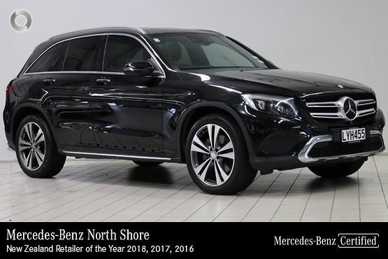 2016 Mercedes-Benz GLC 250