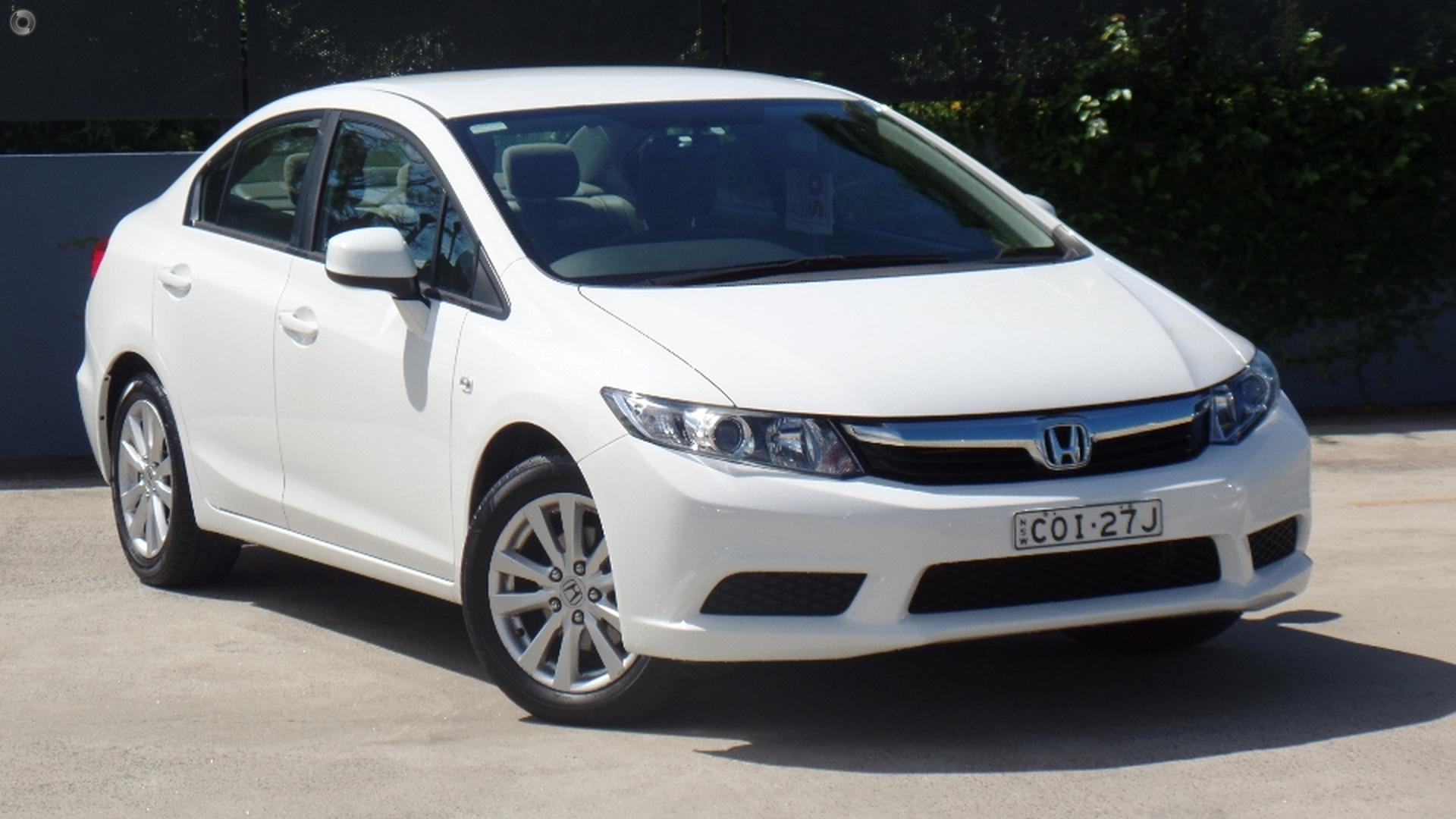2012 Honda Civic 9th Gen Ser II