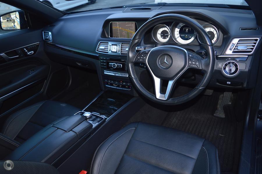 2014 Mercedes-Benz E250  A207