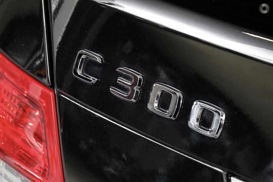 2010 Mercedes-Benz C 300 Sedan
