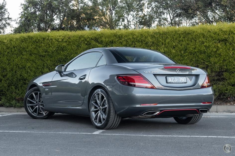 2018 Mercedes-Benz SLC 200 Roadster