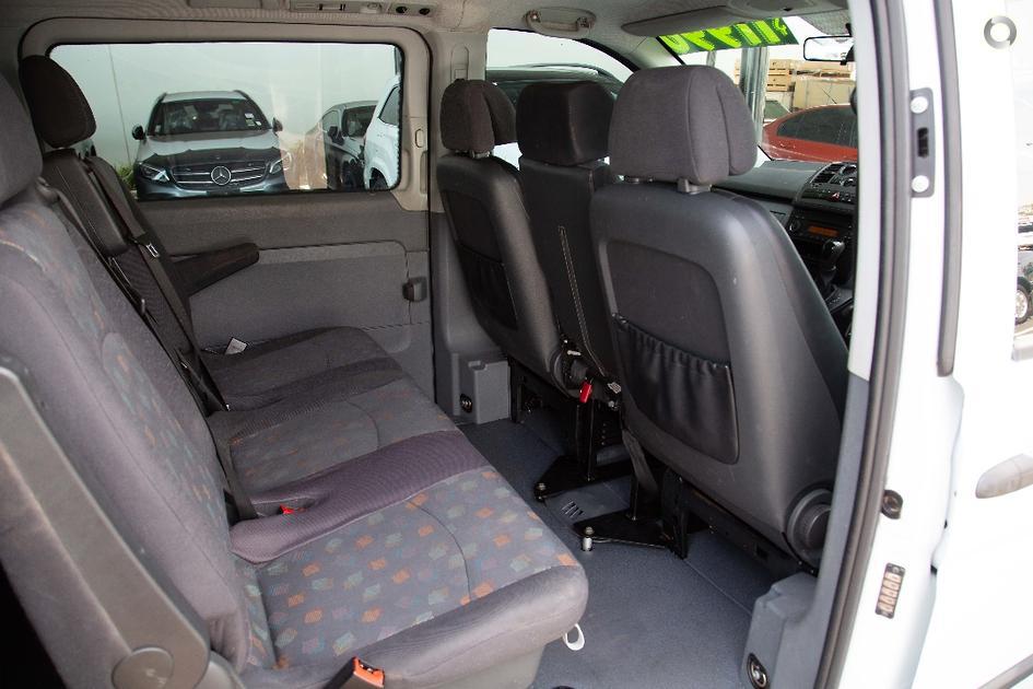 2008 Mercedes-Benz VITO Wagon