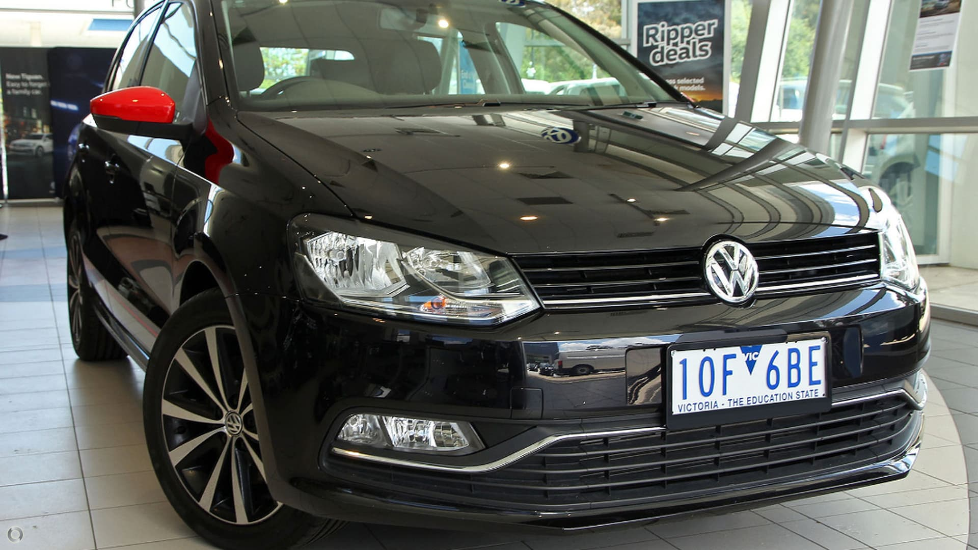 2016 Volkswagen Polo 6R