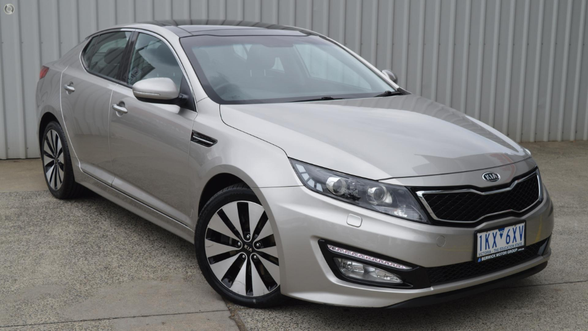 2012 Kia Optima TF