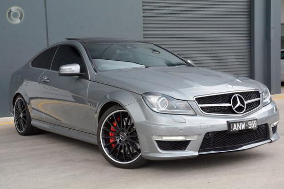 2013 Mercedes-Benz <br>C 63