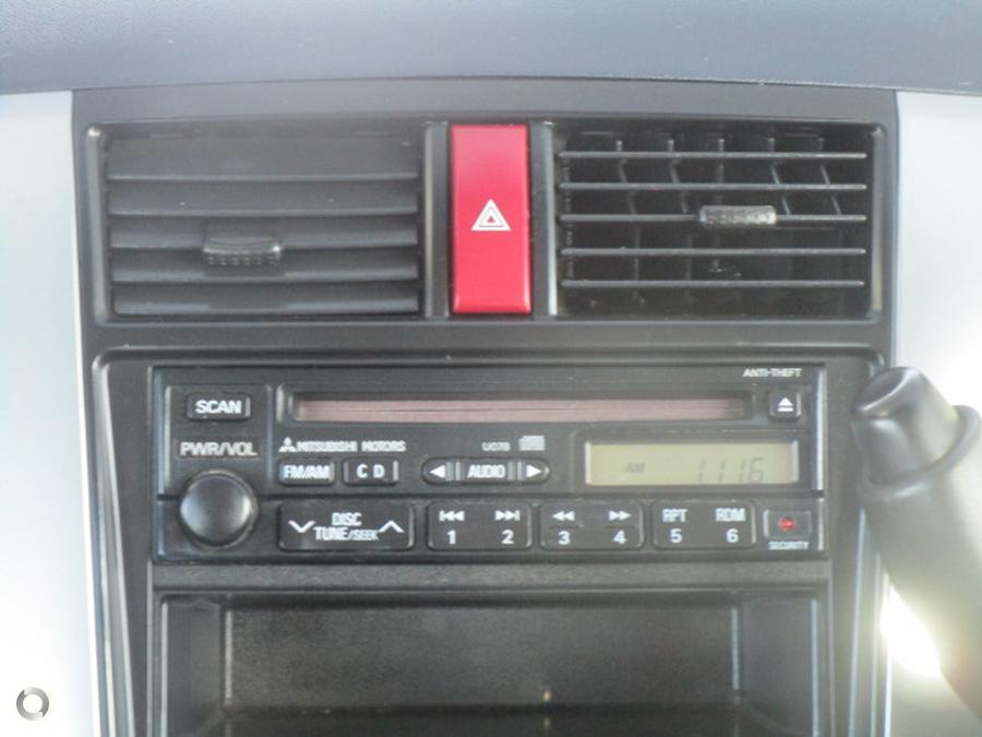 2006 Mitsubishi Colt LS RG