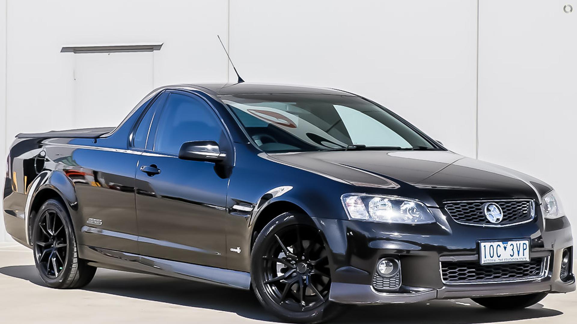 2012 Holden Ute VE Series II