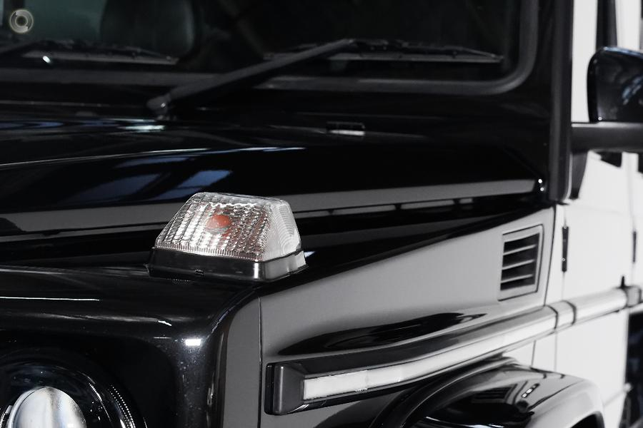 2011 Mercedes-Benz G55 AMG W463