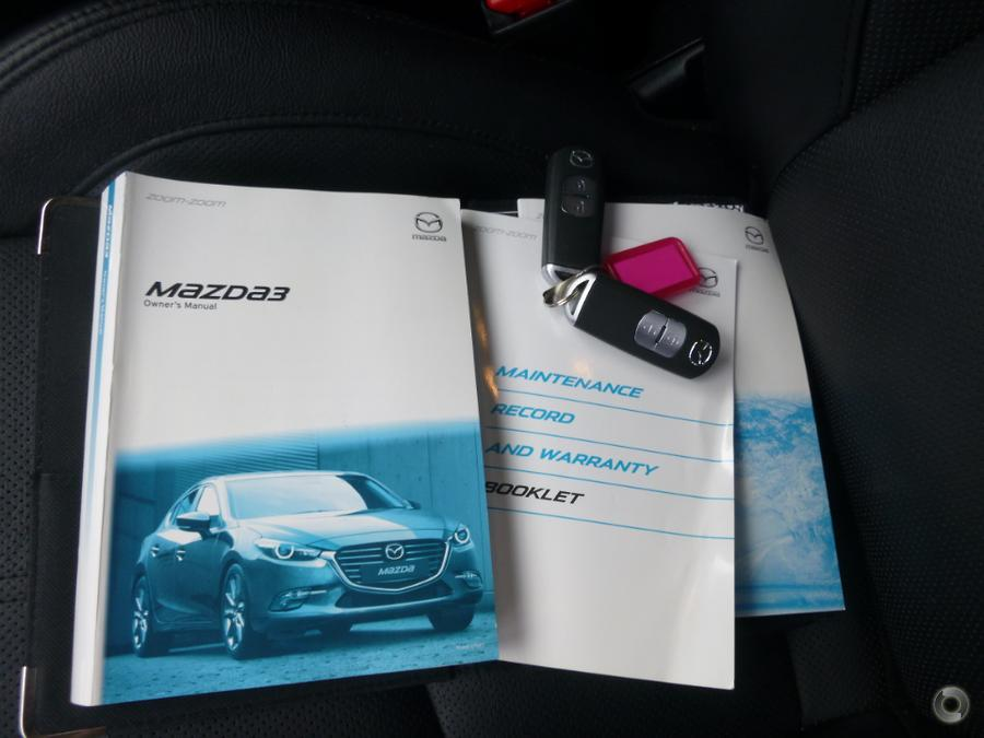 2016 Mazda 3 SP25 GT BM Series