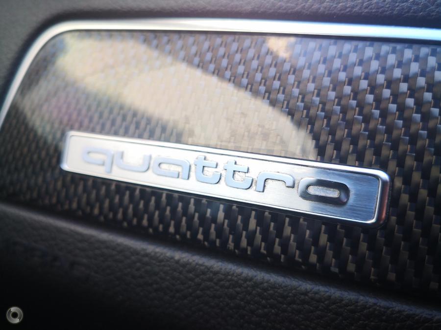 2013 Audi SQ5 TDI 8R