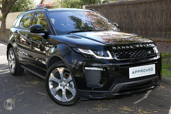 2017 Land Rover Range Rover Evoque TD4 180 HSE Dynamic L538