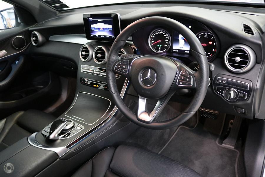 2018 Mercedes-Benz GLC 220 Wagon