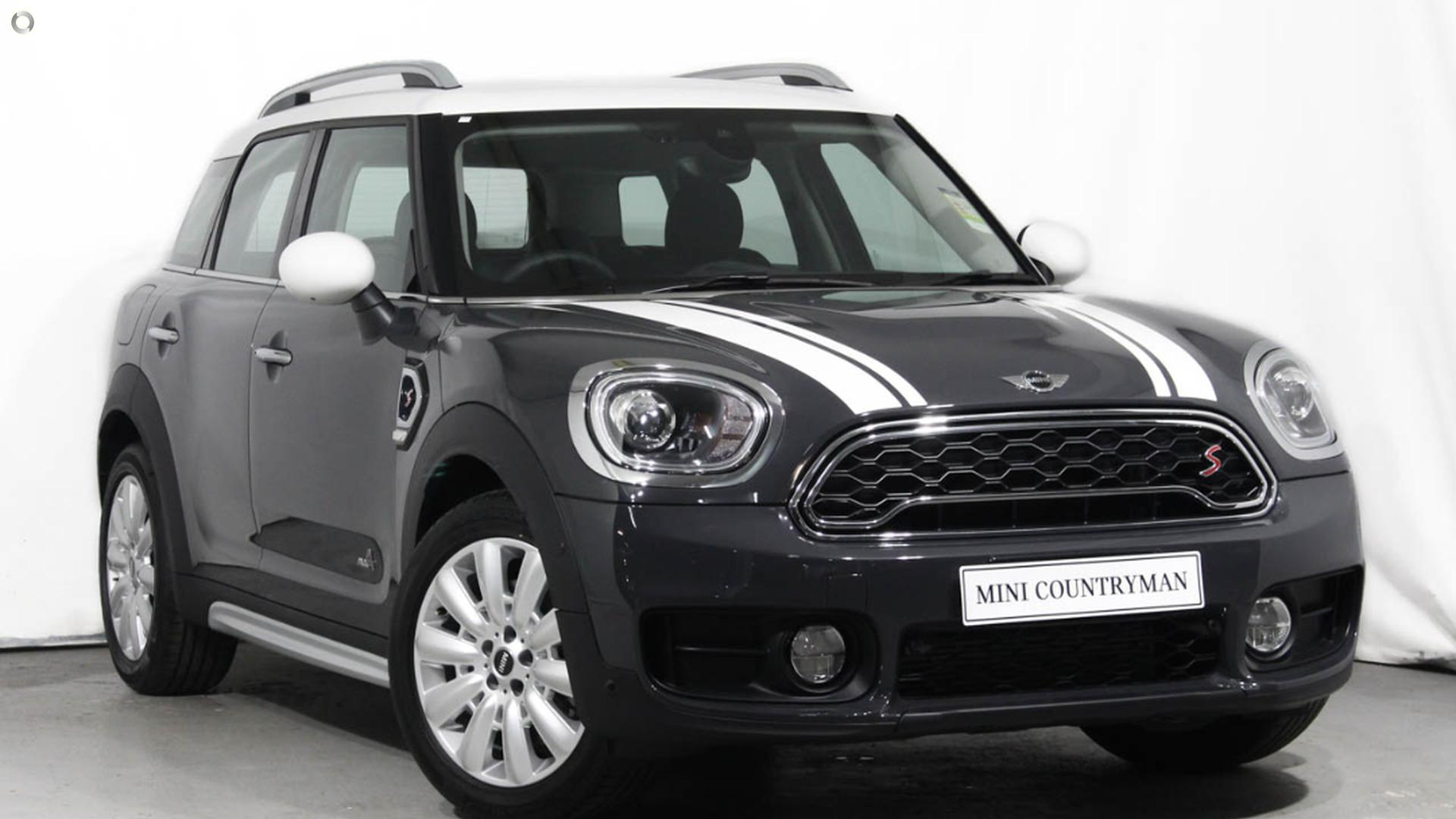 2017 MINI Countryman Cooper SD