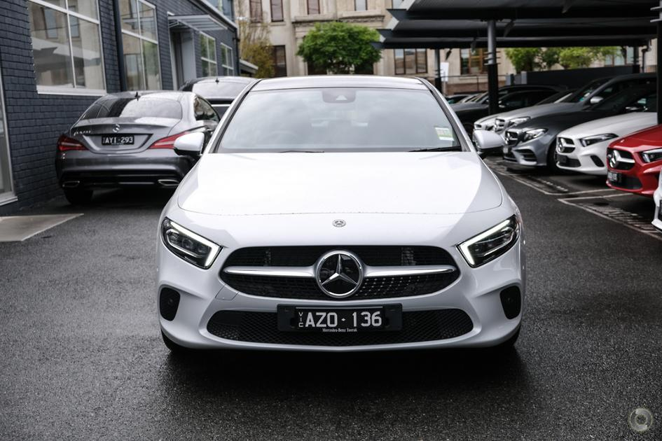 2018 Mercedes-Benz A-CLASS Hatch