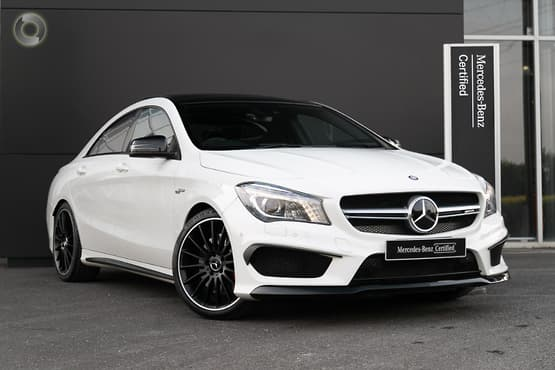 2014 Mercedes-Benz <br>CLA 45