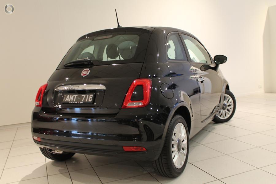 2017 Fiat 500 Pop Series 4