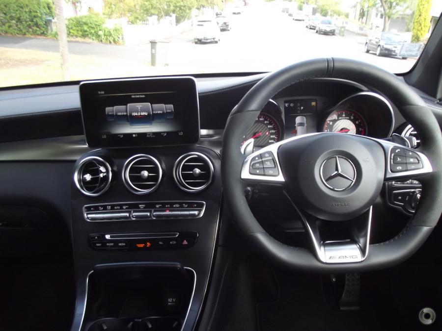 2018 Mercedes-AMG GLC 63 Wagon