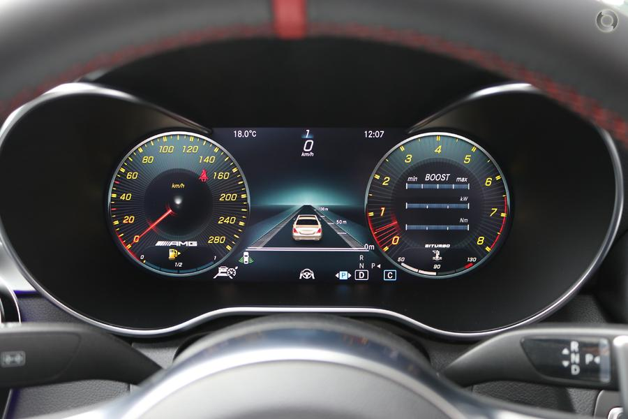 2018 Mercedes-AMG C 43 Sedan