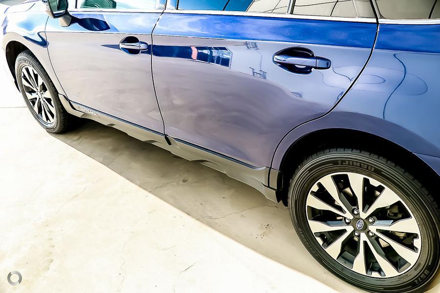 2017 Subaru Outback 2.5i 5GEN