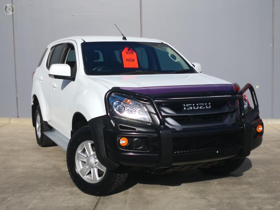 2015 Isuzu MU-X LS-M (No Series)