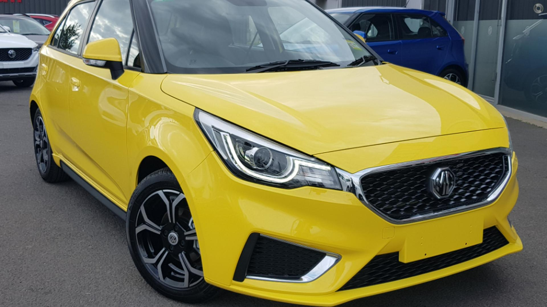 2019 MG MG3 (No Series)