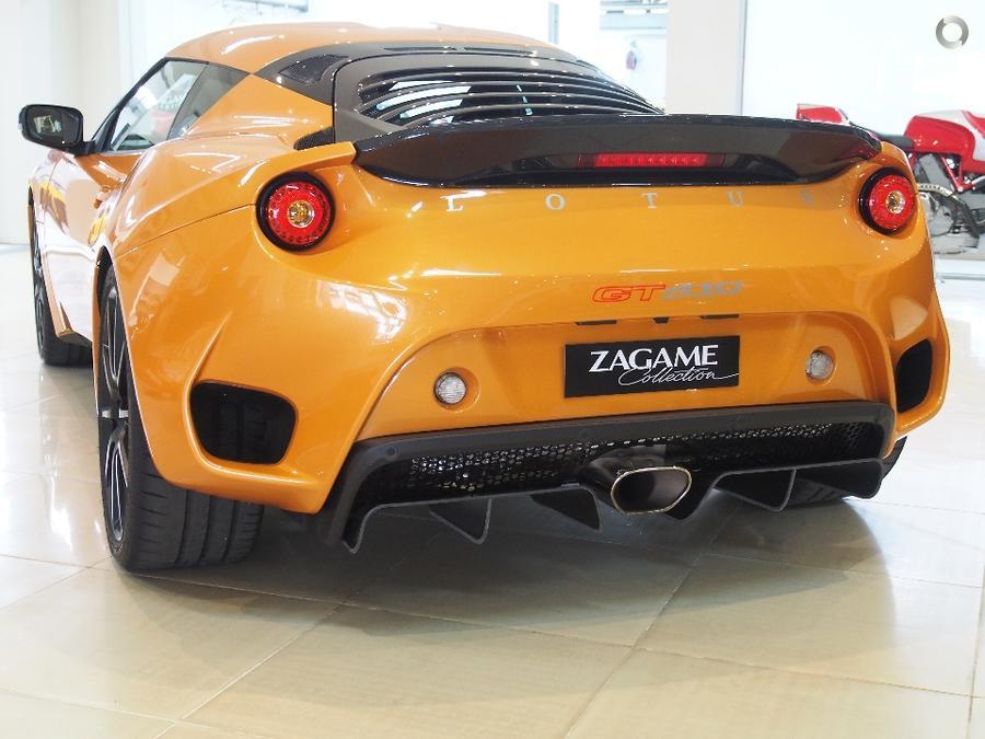 2018 Lotus Evora Sport GT410 Type 122