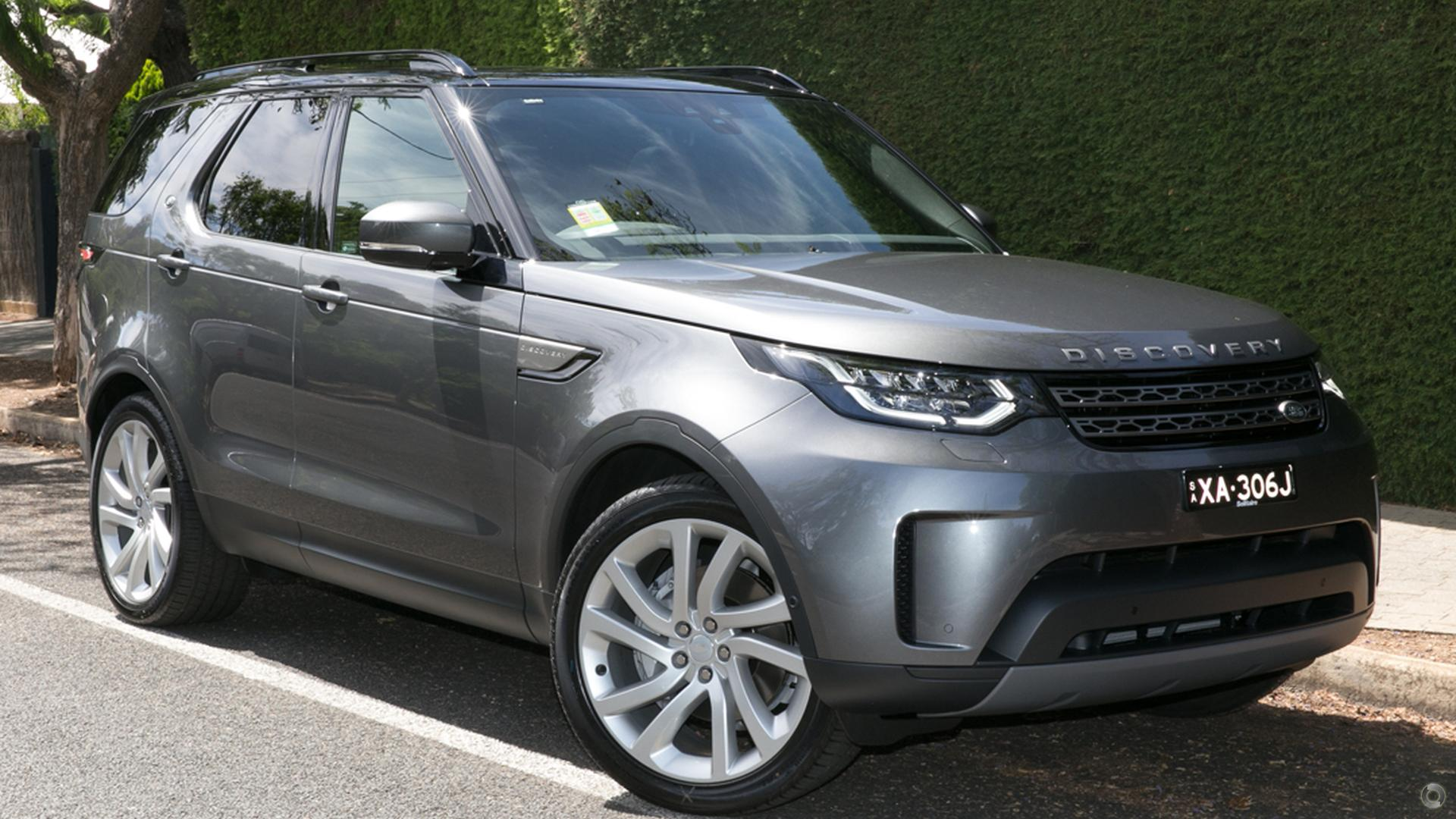 2018 Land Rover Discovery Series 5