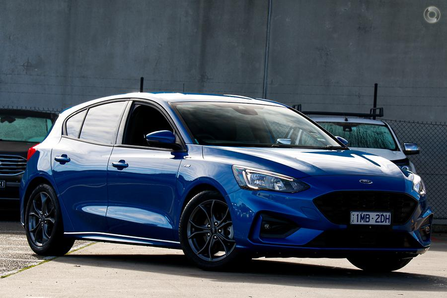 2018 Ford Focus St Line Sa Etheridge Ford