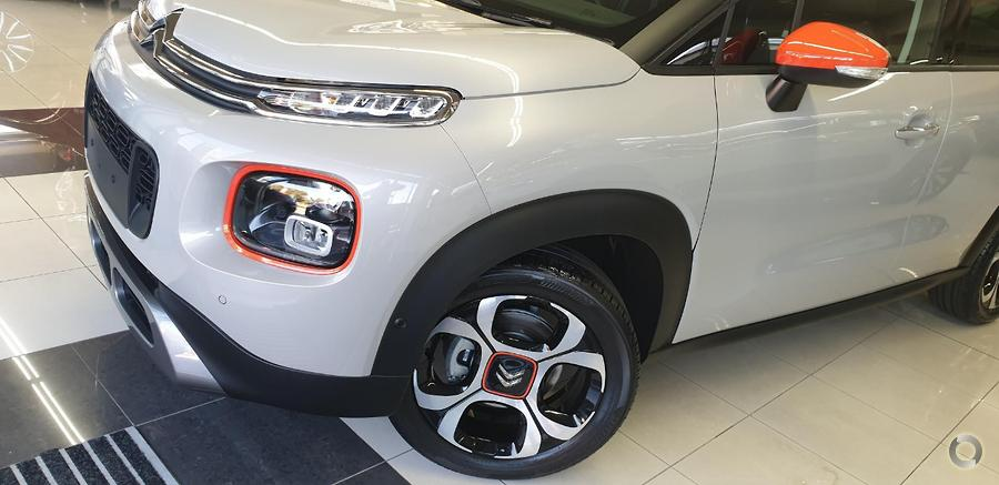 2018 Citroen C3 Aircross Shine (No Series)