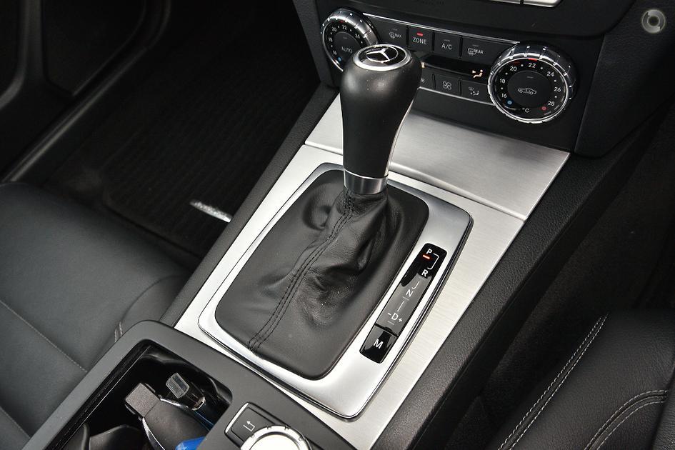 2012 Mercedes-Benz C 350 Coupe