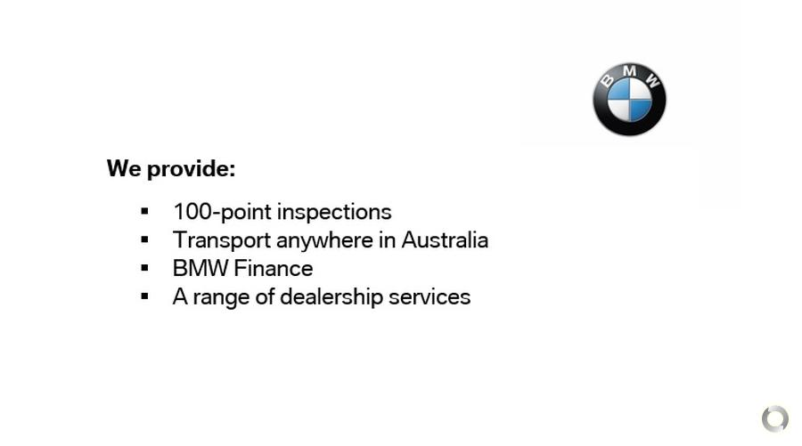2018 BMW 118i M Sport Shadow Edition