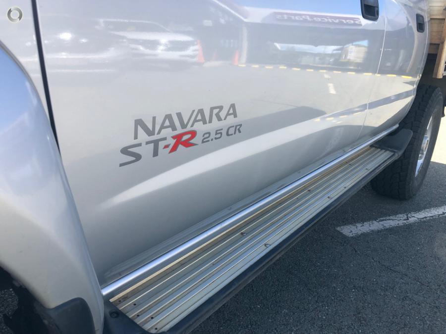 2011 Nissan Navara ST-R