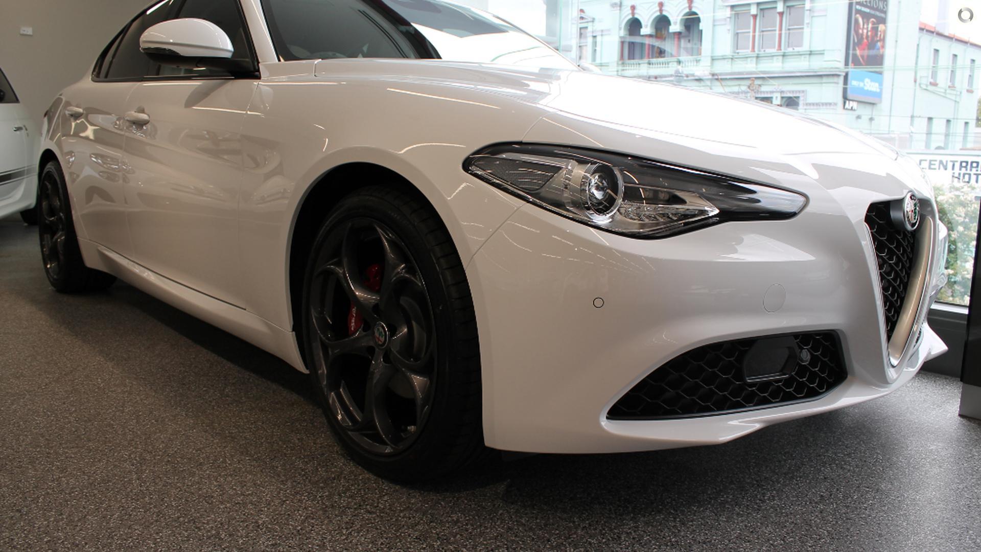 2018 Alfa Romeo Giulia (No Series)
