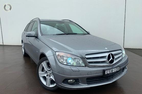 2011 Mercedes-Benz <br>C 200 CGI
