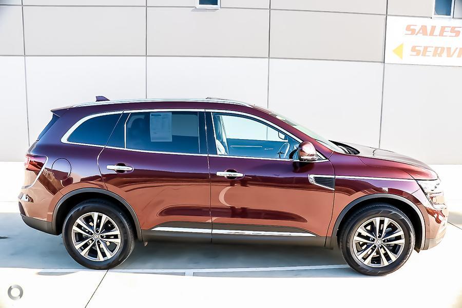 2017 Renault Koleos Intens HZG