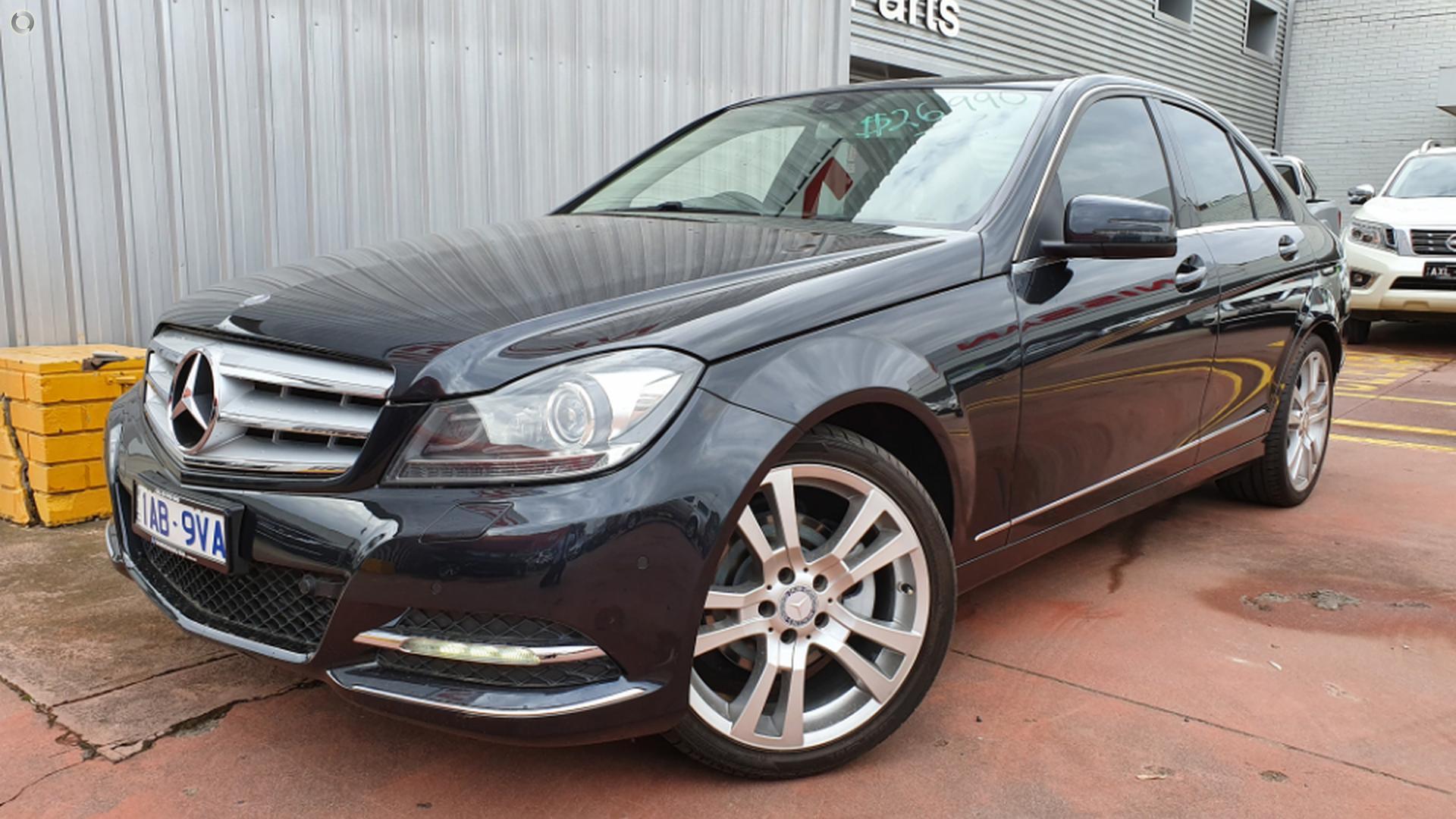 2013 Mercedes-Benz C250 W204
