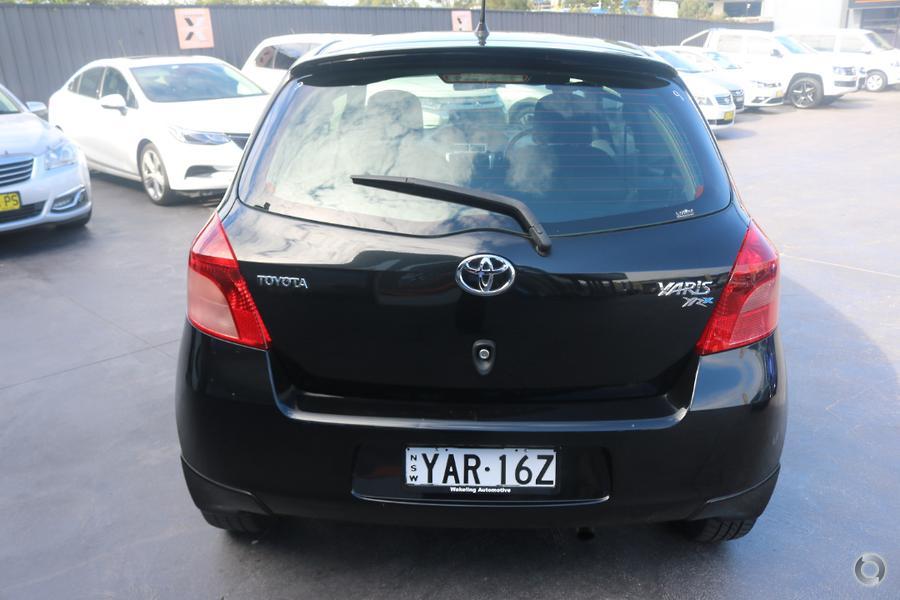 2006 Toyota Yaris YRX NCP91R