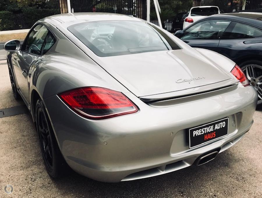 2011 Porsche Cayman  987