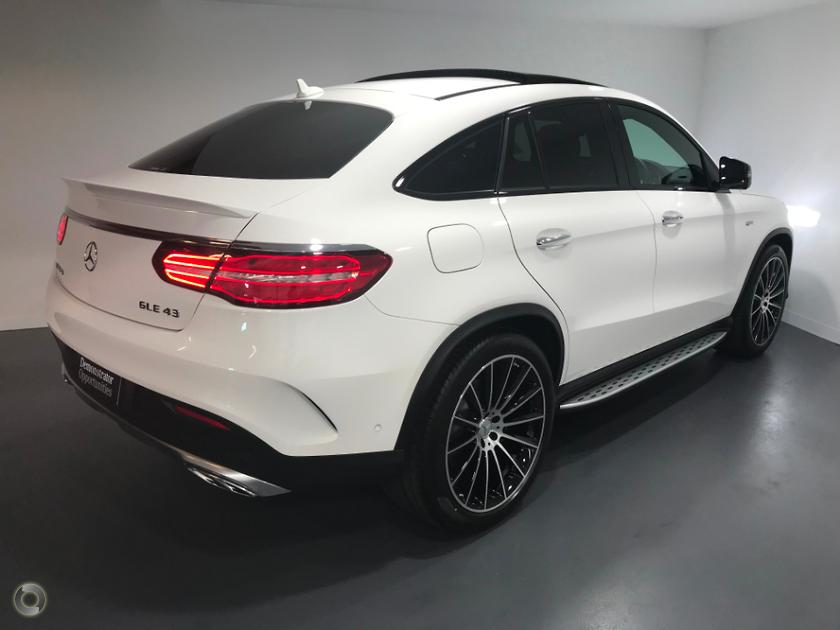 2019 Mercedes-Benz GLE 43 Coupe