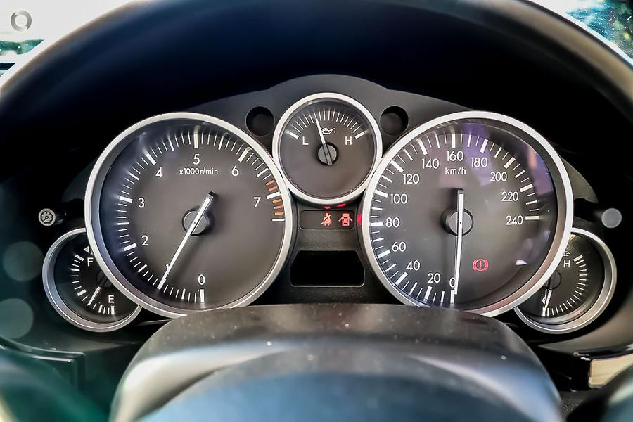 2007 Mazda Mx-5 Roadster Coupe NC Series 1