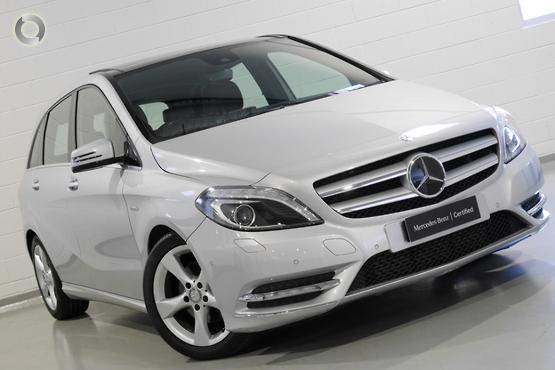 2012 Mercedes-Benz B 200 CDI
