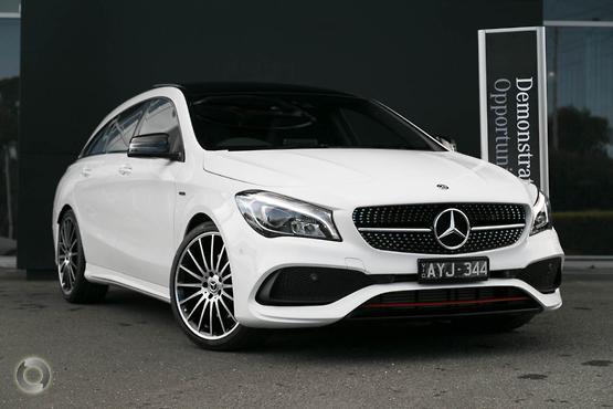 2018 Mercedes-Benz <br>CLA 250