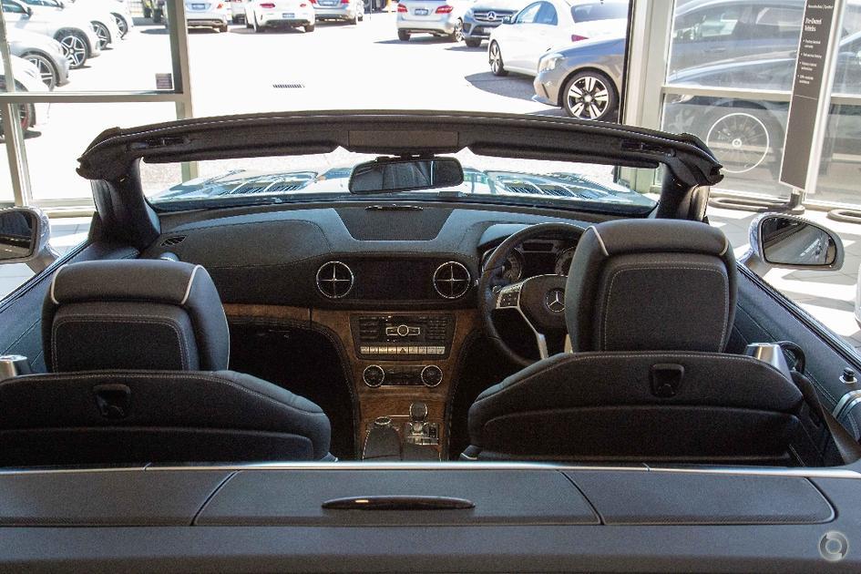 2013 Mercedes-Benz SL 350 BLUEEFFICIENCY Roadster