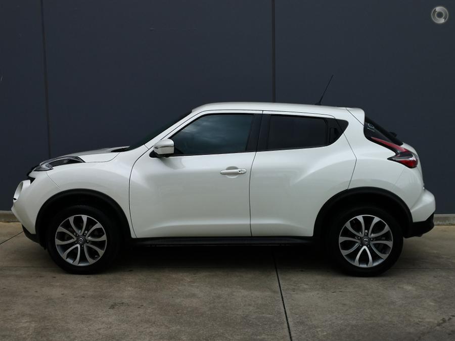 2015 Nissan JUKE Ti-S